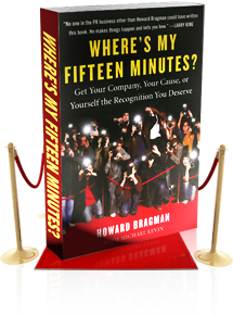 Where's my fifteen minutes - The Book